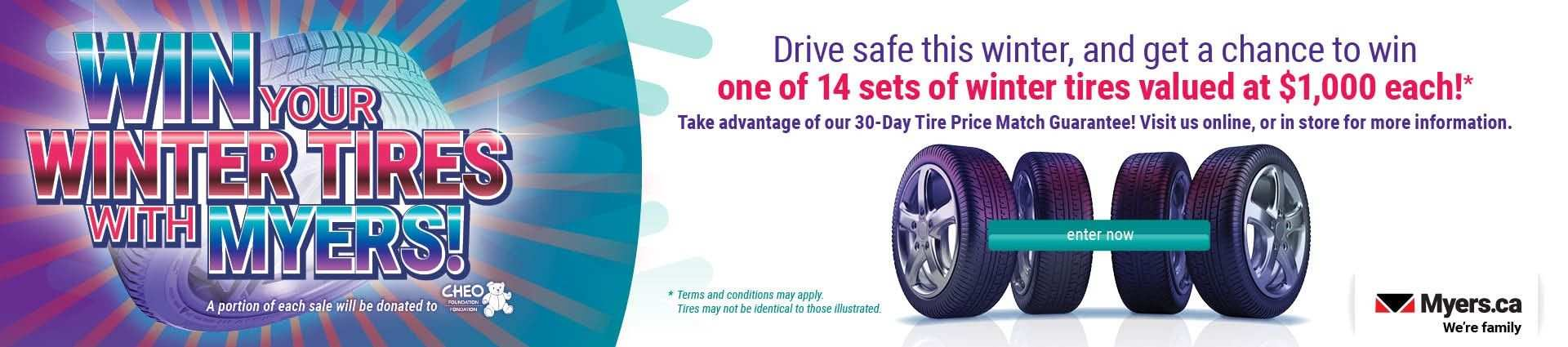 your winter tires