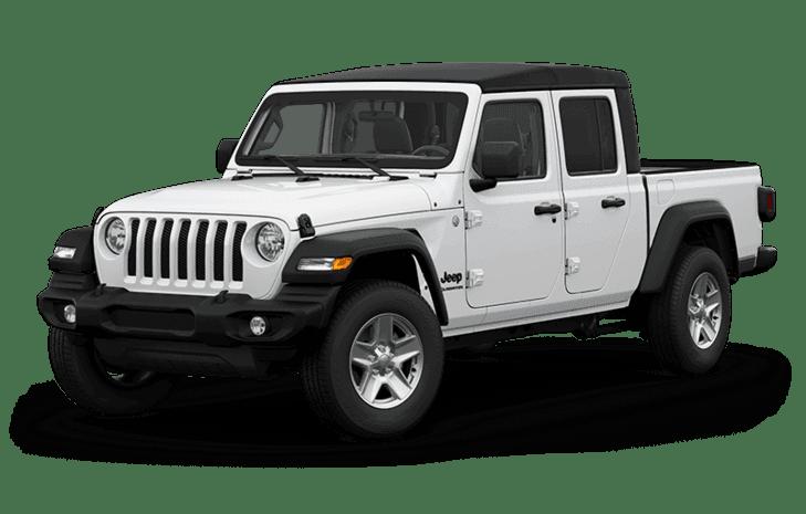 2020 Jeep Gladiator - Myers automotive Group