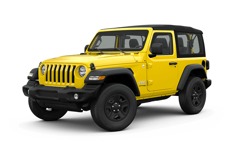 2020 Jeep Wrangler- Myers automotive Group