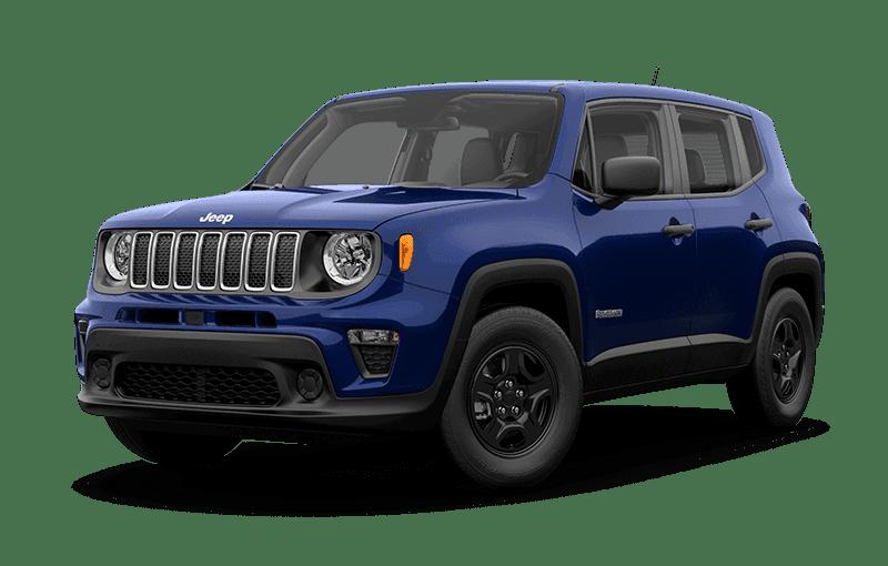 2020 Jeep renegade- Myers automotive Group